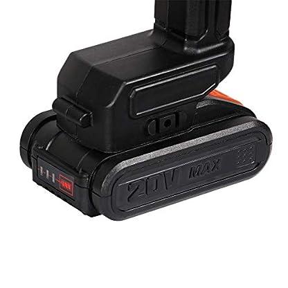 Varan-Motors-HMPC-3-Hochdruckreiniger-auf-Batterie-20V-Batterie-tragbarer-Reiniger-Batterie-und-Ladegert-inklusive