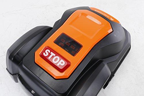YardForce-SA500ECO-Mhroboter-Selbstfahrender-Rasenmher-Roboter-mit-Begrenzungsdraht-Diebstahlschutz-Akku-Rasenroboter-fr-bis-zu-500m-Rasen-50-Steigung