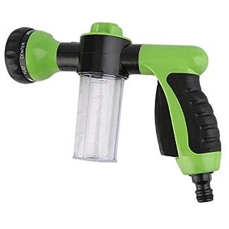 Homyl-Hochdruckreiniger-Pistole-Lanze-Spritze-mit-Schaumflasche-fr-Autowaschen-Trnken-Splen-des-Bodens-Fensteres-Glases-usw