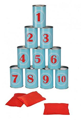 Gravidus-Dosenwerfen-mit-Nummerierten-Dosen-und-Wurfsckchen