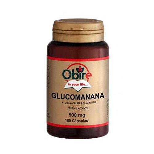 GLUCOMANANO 100C & # X2021; psulas Obire