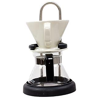MagiDeal-Kaffeemaschine-Brewer-Kaffeefilter-Kaffeekanne-fr-Zuhause-Kche-Bro-Outdoor-Anwendun