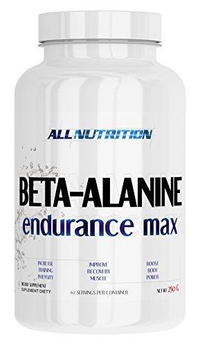 ALLNUTRITION Beta-Alanine Pre-Workout Booster Aminosäure Sport Training Bodybuilding 250g