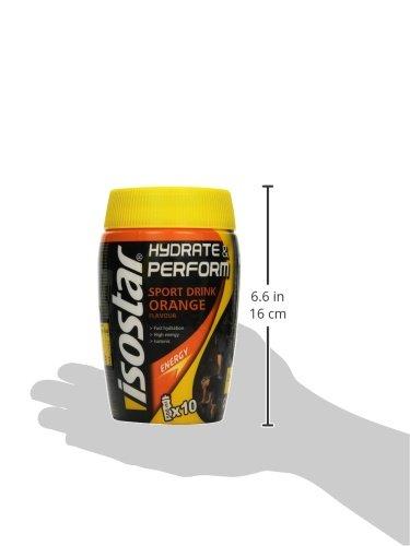 Isostar Hydrate & Perform Orange 400g Dose