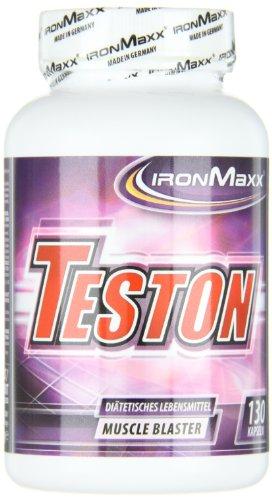 Ironmaxx Teston- 130 Kapseln