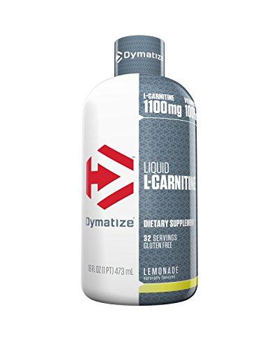 Dymatize LCarnitine 1100, Lemonade, 1er Pack (1 x 473 ml)