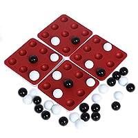 TOOGOO-Brettspiel-Spieler-Nachtbar-Brettspiel-Leicht-zu-Spielen-Schachspiel-Schachspiel-Schach-Lernspielzeug