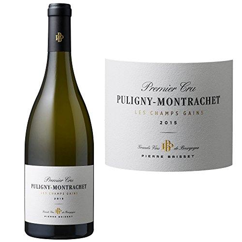 Puligny-Montrachet-1er-Cru-Les-Champs-Gains-2015-Pierre-Brisset-Burgund-Trocken