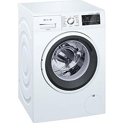 Siemens-IQ500-wm14t469es-autonome-Belastung-Bevor-8-kg-1400trmin-A-Wei-Waschmaschine–Waschmaschinen-autonome-bevor-Belastung-wei-drehbar-links-LED