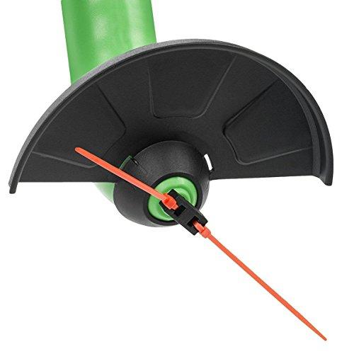 Jullyelegant-Zip-Trim-Akku-Trimmer-Edger-arbeitet-mit-Standard-Zip-Krawatten-Portable-erweiterbar-Trimmer-mit-Schutzschild-Garten-Weeder