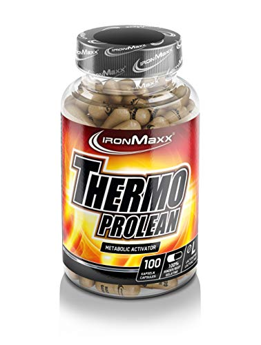 Ironmaxx Thermo Prolean, 100 Kapseln