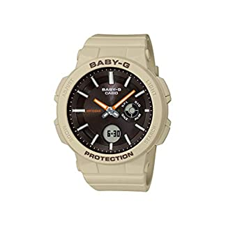 CASIO-Damen-Analog-Digital-Quarz-Uhr-mit-Harz-Armband