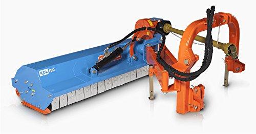 Mulcher-Schlegelmulcher-Schlegelmher-180m-hydraulisch-Kat-2-ab-55-PS-inkl-Gelenkwelle