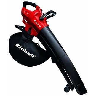 Einhell-Elektro-Laubsauger-Laubblser-GC-EL-2600-E-2600-Watt-bis-270-kmh-45-l-Fangsack-inkl-Drehzahlregelung-Laubhcksler-Tragegurt