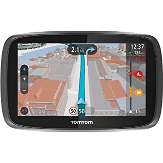 TomTom-GO-500-Europe-Traffic-Navigationssystem-kapazitives-Touch-Display-Bedienung-per-Fingergesten-Lifetime-TomTom-Traffic-Maps