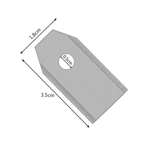 Mhroboter-Ersatzmesser
