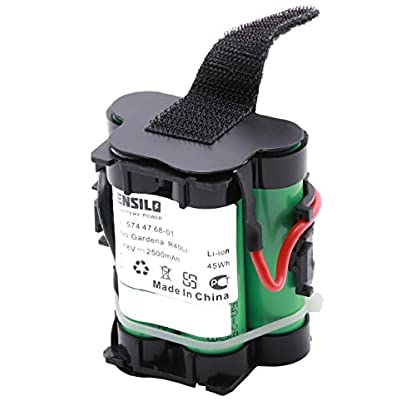 INTENSILO-Akku-passend-fr-Gardena-R38Li-R40Li-R45Li-R50Li-R70Li-R75Li-R80Li-124562-Mhroboter-Rasenroboter-Li-Ion-2500mAh-18V-Batterie