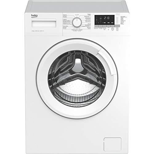 BEKO-WTV-8712-XW-autonome-Belastung-Bevor-8-kg-1400trmin-A-Wei-Waschmaschine-Waschmaschinen-autonome-bevor-Belastung-wei-links-kalt-Knpfe-drehbar