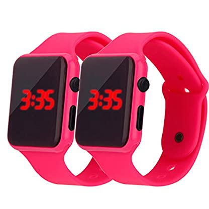 YULINGSTYLE-Studentenuhr-Einfache-Digitale-led-elektronische-Uhr-silikonband-mnner-und-Frauen-Uhr-Kinderuhr-elektronische-Kinderuhr
