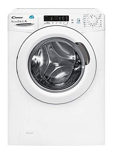 Candy-CSWS-485D5-S-Waschmaschine-FrontladerA-1400-rpm-8-kilograms