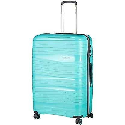 Travelite-Leichter-robuster-und-beweglicher-Rollen-Reisekoffer-Trolley-Motion-mit-Hartschalen-in-4-Farben-Koffer-Set