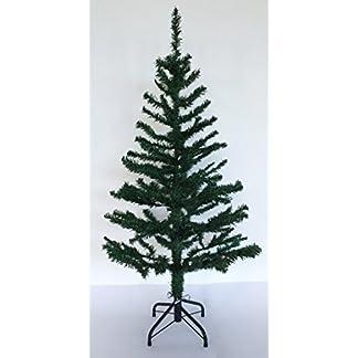 Unbekannt-Knstlicher-Tannenbaum-Weihnachtsbaum-ca-120-cm-Einfache-AUSFHRUNG-mit-Metallstnder