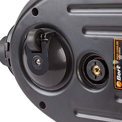 Bort-Dampfreiniger-BDR-2500-RR-mit-14-Zubehrteilen-2200-W-15l-Wassertank-30min-kontinuierliche-Nutzung-15m-Schlauch-kurze-Aufheizzeit-fr-Bad-Fliesen-Boden-Teppich-Autositze