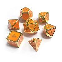 myonly-Metallwrfel-Set-7-teilig-Polyhedral-Mathematikunterricht
