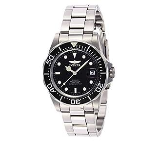 Invicta-8926-Pro-Diver-Unisex-Uhr-Edelstahl-Automatik-schwarzen-Zifferblat