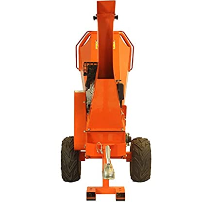 13HP-Holz-Holz-woodchipper-Chipper-Shredder-Mulcher-Garten