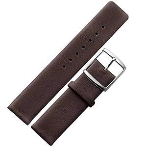 SIFEIRUI-echtes-Leder-Uhrenarmband-Ersatz