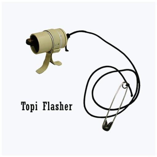 Topi-Flasher-by-Premium-Magic-Zauberei-mit-Feuer-Zaubertricks-und-Magie