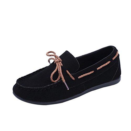 Schuhe-Damen-Sneaker-Flache-Stiefel-Mokassins-Erbsen-Schuhe-DOLDOA