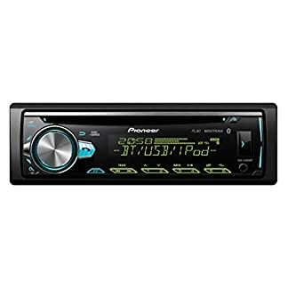Pioneer-DEH-S5000BT-1DIN-Autoradio-CD-Tuner-mit-RDS-Bluetooth-MP3-USB-AUX-Eingang-Bluetooth-Freisprecheinrichtung-Multi-Color-Tastenbeleuchtung-ARC-Karaoke-Mic-Mixing-Spotify