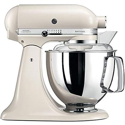 KitchenAid-Kchenmaschine-Artisan-48L-Baiser-Wei
