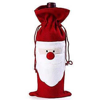 Aofocy-1-Stck-Weihnachtsmann-Roter-Weihnachtsmann-Abdeckung-der-Flasche-Vino-Taschentisch-Weihnachten-Dekoration-der-Dinner-Haus-Decori-Bei-Wang