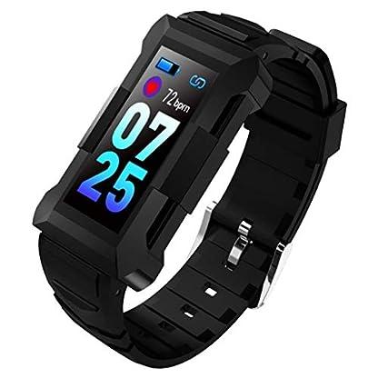 letter54-Bluetooth-smartwatch-Outdoor-Uhr-Damen-Uhr-wasserdicht-smart-Watch-Kinder-hybrid-Fitness-Uhren-Herren-Bluetooth-Blutdruck-Herzfrequenz-Armband-Smart-Band-Sport-Fitness-Uhr-Neu