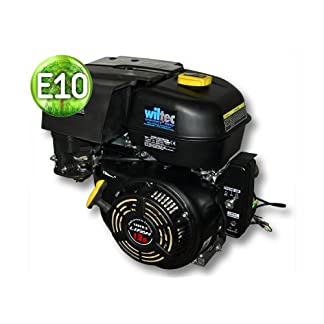 LIFAN-188-Benzinmotor-95-kW-13-PS-25-mm-390-ccm-mit-Elektrostarter