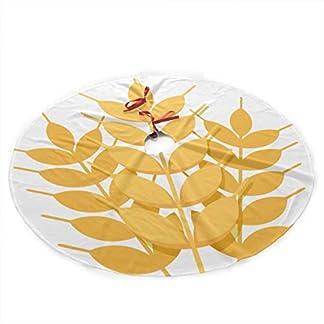 xifengquyuanyuanbaihuodian-DREI-Bndel-Weizen-Weihnachtsbaum-Rock-frhlicher-WeihnachtsbaumBaum-Rock-fr-Weihnachtsdekor-Festliche-Feiertags-Dekoration