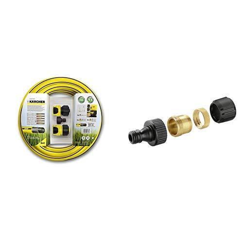 Krcher-2645-1560-Schlauchset-geeignet-fr-Hochdruckreiniger-2645-0100-Hahnanschluss-geeignet-fr-Innenarmaturen