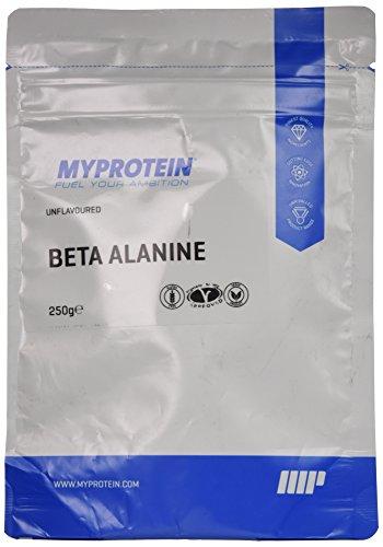 Myprotein Beta Alanine Unflavoured, 1er Pack (1 x 250 g)
