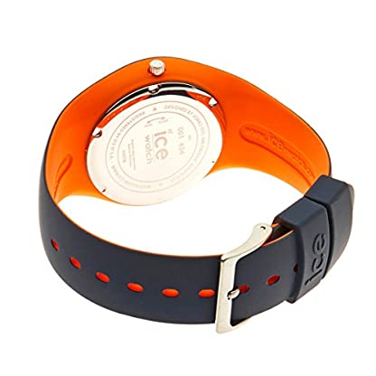 Ice-Watch-ICE-duo-Ombre-orange-Blaue-Herrenuhr-mit-Silikonarmband-001494-Medium
