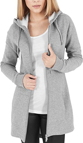 Urban Classics Damen Jacke Sweat Parka