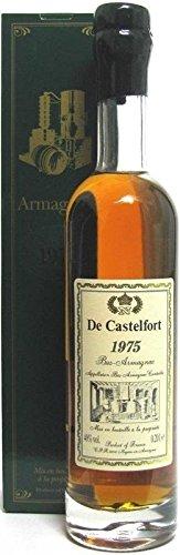 Raritt-Armagnac-De-Castelfort-02l-Jahrgang-1975-abgefllt-2018-43-Jahre-im-Fass-gelagert