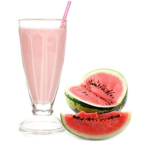 Melone Geschmack extrem ergiebiges Getränkepulver für Isotonisches Sportgetränk Energy-Drink ISO-Drink Elektrolytgetränk Wellnessdrink