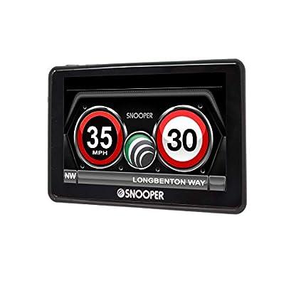 Snooper-My-Speed-DVR-G2-Speed-Limit-und-Kamera-Alert-System-mit-Dash-Cam