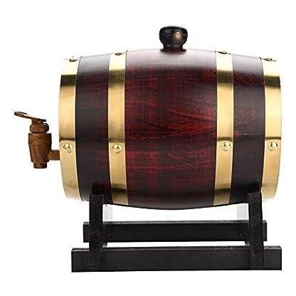 Fa-Wein-Eichenfass-Vintage-Holz-Eichenholz-Weinfass-fr-Bier-Whisky-Rum-Port-Eichenfssern