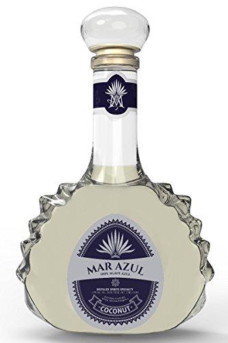 Mar-Azul-Tequila-Kokosgeschmack-Flasche-x1-25-Alkohol-70cl-Hergestellt-in-Mexiko