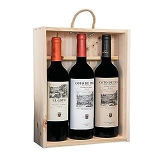 El-Coto-de-Rioja-Geschenkset-In-Original-El-Coto-Holzkiste-El-Coto-Crianza-2014-Tempranillo-Coto-De-Imaz-Reserva-2012-Tempranillo-Coto-de-Imaz-Gran-Reserva-2010-Tempranillo-3-x-075l
