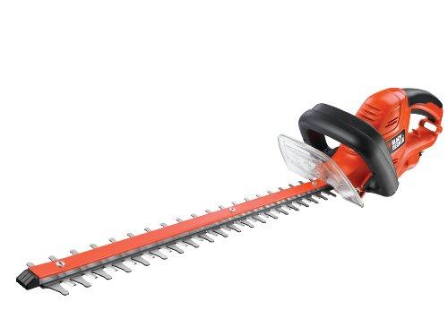 BlackDecker-Elektro-Heckenschere-450W-asymmetrisches-Metallic-Messer-Design